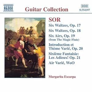 Guitar Music Opp 17-21