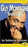 echange, troc Guy Montagné : Inédits [VHS]