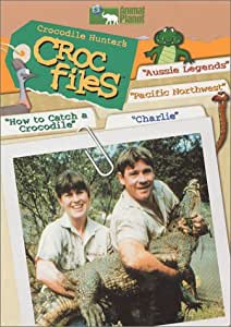 Crocodile Hunter's Croc Files (Volume 1)