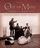 img - for Out of Many: A History of the American People, Volume II (Chapters 16-31) (5th Edition) book / textbook / text book