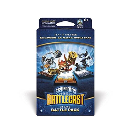 Skylanders Battlecast - Pacchetto Battaglia, B