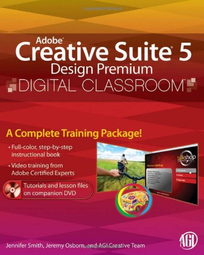 Adobe Creative Suite 5 Design Premium Digital Classroom,...