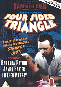 The Four Sided Triangle [DVD]