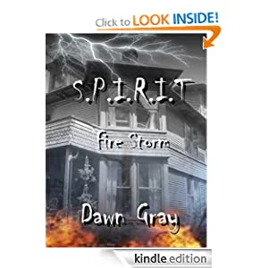Kindle Daily Deal: S.P.I.R.I.T: Fire Storm