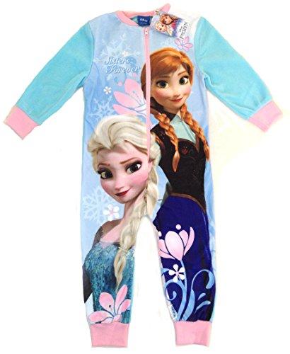 Disney Frozen -  Pigiama intero  - ragazza Blu blu