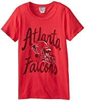 NFL Women's Kick Off Crew Vintage Tee by Amazon.com, LLC *** KEEP PORules ACTIVE ***