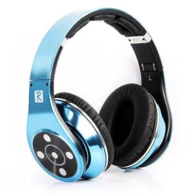 Bluedio R+ Legend Verson Bluetooth Headphones Supports NFC Bluetooth4.0 Revolutionary 8 Tracks 8 Driver Units Deep bass effect wireless Headphones on-Ear Headphones Retail-Gift Packaging Newly Release US