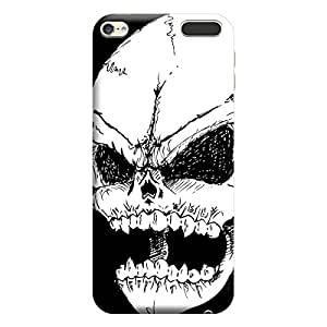 Ebby Premium Printed Mobile Back Case Cover With Full protection For Apple iPod Touch 6 (Designer Case)