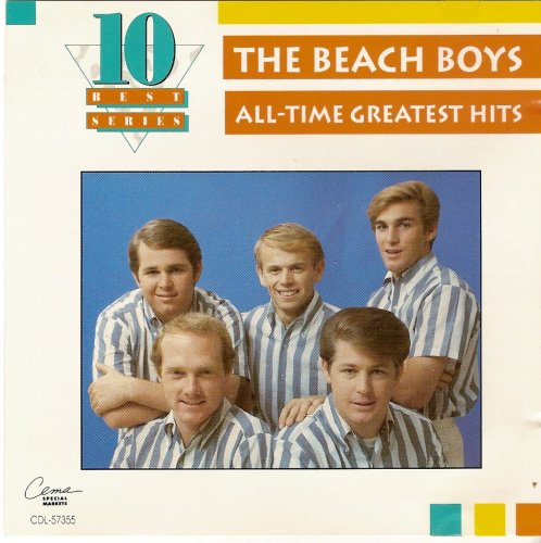 The Beach Boys - All-Time Greatest Hits - Zortam Music