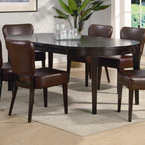 Furniture gt Dining Room furniture gt Oval Dining Table  : 51VEIj RxqL from www.furniturevisit.org size 500 x 500 jpeg 45kB