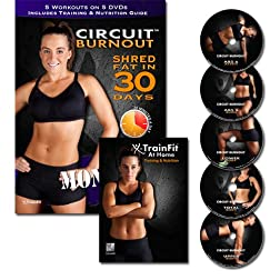 X-TrainFit: Circuit Burnout 30 Day Fat Shred