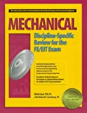 img - for Mechanical Discipline-Specific Review for the FE/EIT Exam book / textbook / text book