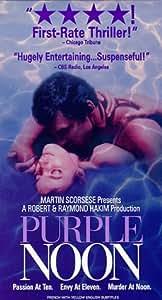 Purple Noon [VHS]