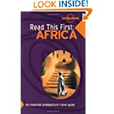 Africa (Lonely Planet Read This First)