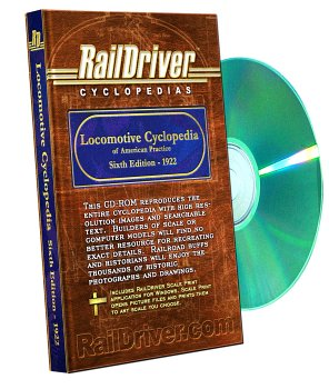 1922 Locomotive Cyclopedia