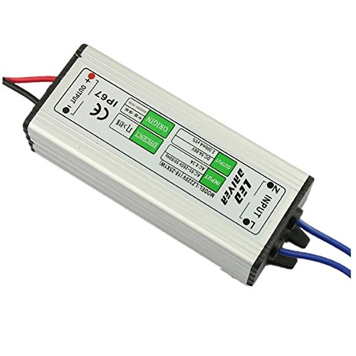 (18-25)*1W Led Driver Waterproof Ip67 Power Supply 54-86V 300Ma