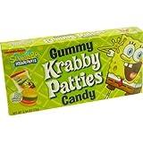 Spongebob Squarepants Giant Krabby Patties 2.54 OZ (73g)
