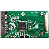 mSATA SSD to 40 Pin ZIF Adapter Card as Toshiba or Hitachi ZIF HDD