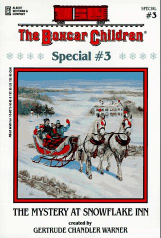 The Mystery at Snowflake Inn (Boxcar Children Special)