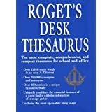 Roget's Desk Thesaurus ~ Random House