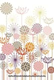 img - for Floral Vines Climbing Reach For The Sky Flower Pattern Softcover 6x9 Journal or Diary (Cute Journals & Diaries) (Volume 9) book / textbook / text book