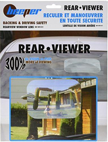 Beeper-RFX101-Lentille-de-Vision-Arrire