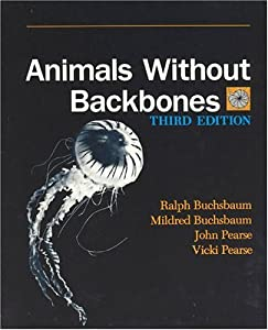 "Cover of ""Animals Without Backbones (New ..."