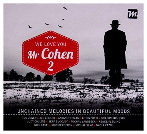 We Love You Mr Cohen 2 [CD]