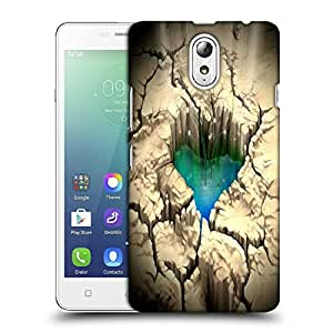 Snoogg Small Pond In Dry Land Designer Protective Back Case Cover For LENOVO P1