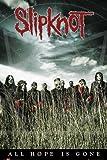 Slipknot - All hope - Maxi Poster - 61 cm x 91.5 cm