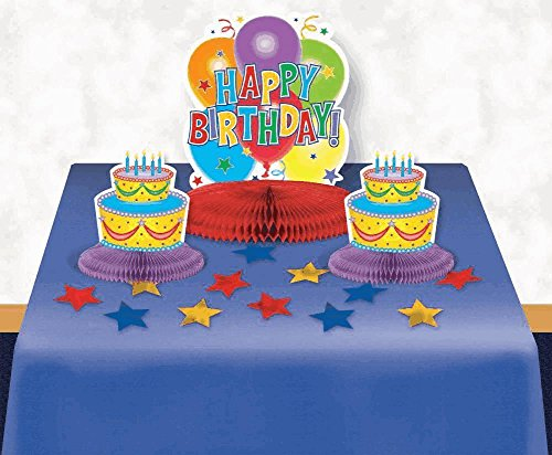 tble decoration kit birthday