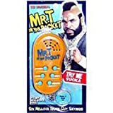 Mr T in Your Pocket Talking Keychain by Emations