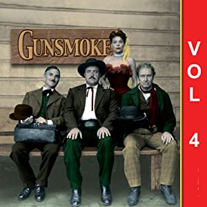 Gunsmoke, Vol. 4 Radio/TV Program