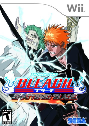 Bleach: Shattered Blade by Sega (Bleach Shattered Blade compare prices)