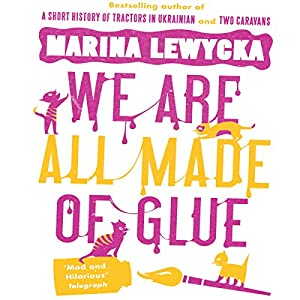 We Are All Made of Glue Audiobook