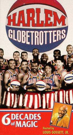 Harlem Globetrotters: 6 Decades of Magic [VHS]