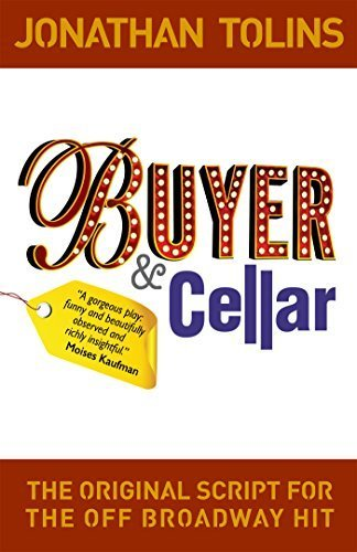Buyer & Cellar by Jonathan Tolins (2014-10-14) (Buyer And Cellar compare prices)