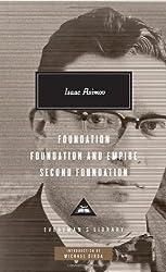 Foundation, Foundation and Empire, Second Foundation (Everyman's Library (Cloth))