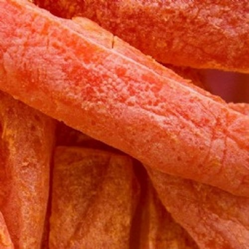 Dried Papaya Spears, 1LB