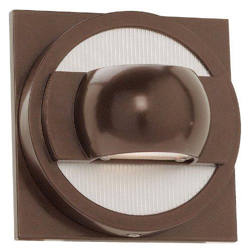 Access Lighting 23060MGLED-BRZ ZYZX 2-Light Wet Location LED Up/Down Wallwasher,  Bronze
