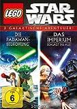 Lego Star Wars: Die Padawan Bedrohung / Das Imperium schlägt ins Aus [2 DVDs]
