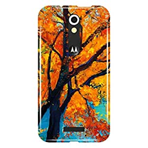 a AND b Designer Printed Back Case / Back Cover For Motorola Moto X Force (Moto_XF_3D_850)
