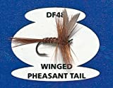 PHEASANT TAIL WINGED DF S/14 - DF48/14