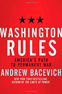 "Cover of ""Washington Rules: America's Pat..."