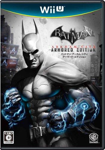 バットマン:アーカム・シティ アーマード・エディション 数量限定予約特典 特製スチールブック 付き