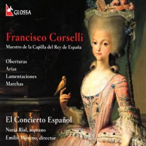 Corselli - Orchestral And Vocal Works from Glossa