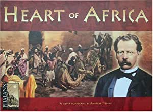 Phalanx Games Heart of Africa