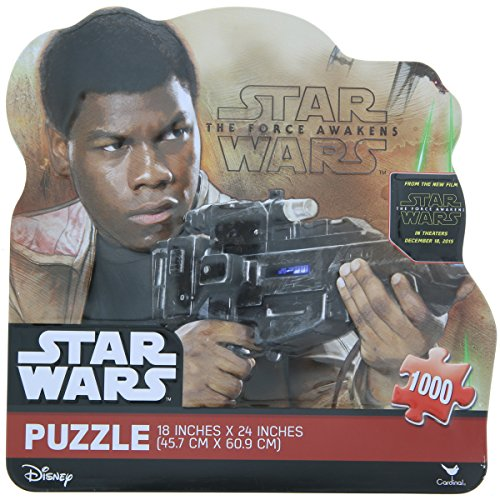 Star Wars Episode 7 The Force Awakens Floor Puzzle - 1000 Pc