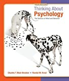 img - for Thinking about Psychology: The Science of Mind and Behavior 3rd (third) Edition by Blair-Broeker, Charles, Ernst, Randal M. published by Worth Publishers (2012) book / textbook / text book