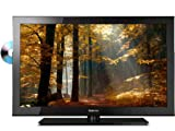 Toshiba 19SLV411U 19-Inch 720p 60 Hz LED HDTV with Built-in DVD Player, Black